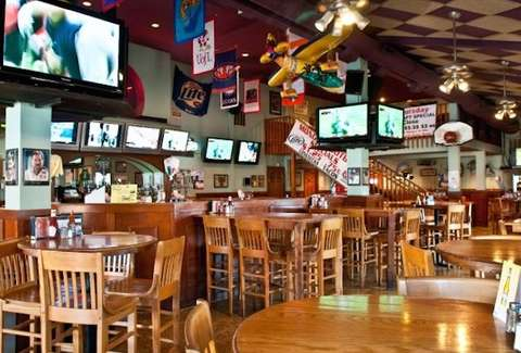 Hoops Grill And Sports Bar A Louisville Ky Bar