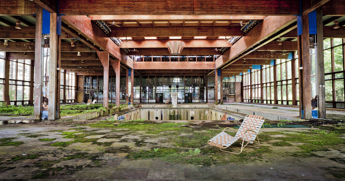 Most Insane Abandoned Places In New York State Thrillist