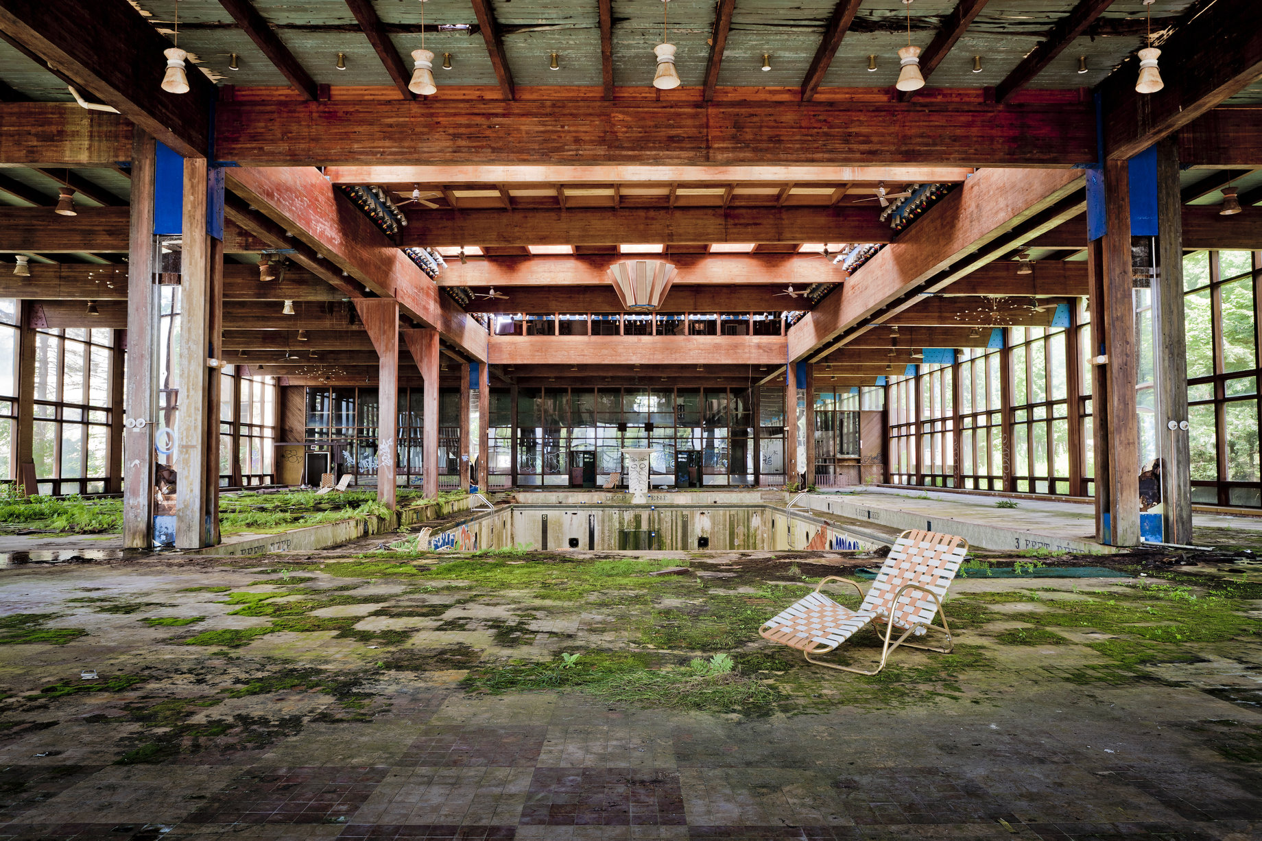 The Most Insane Abandoned Places In New York State