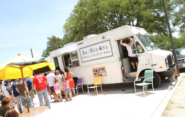The Best Food Trucks in San Antonio