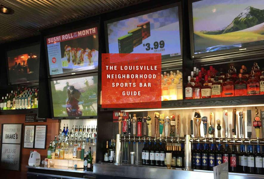 The Best Sports Bars Louisville - Thrillist