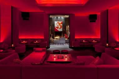 w hotel secret bar