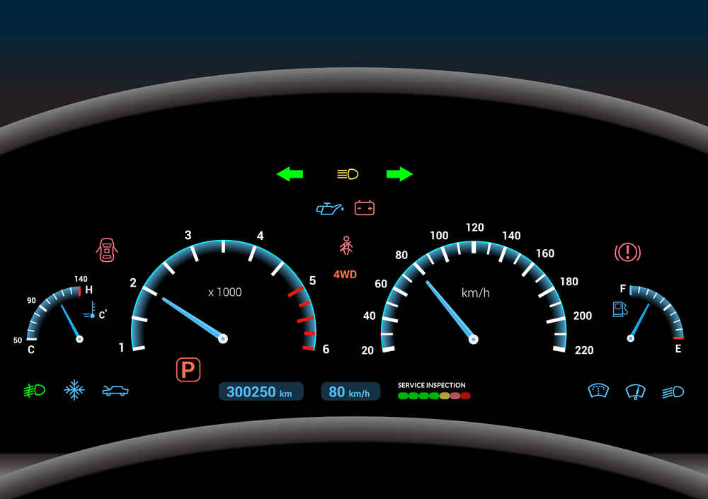 What Do All Those Symbols on the Dashboard Mean - Instrument