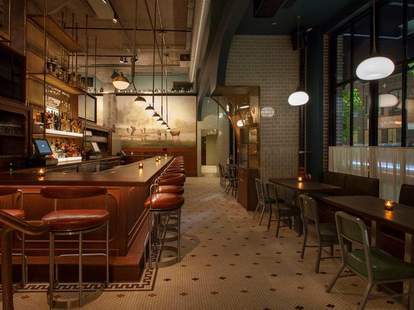wift & sons interior bar and tables los angeles ca thrillist
