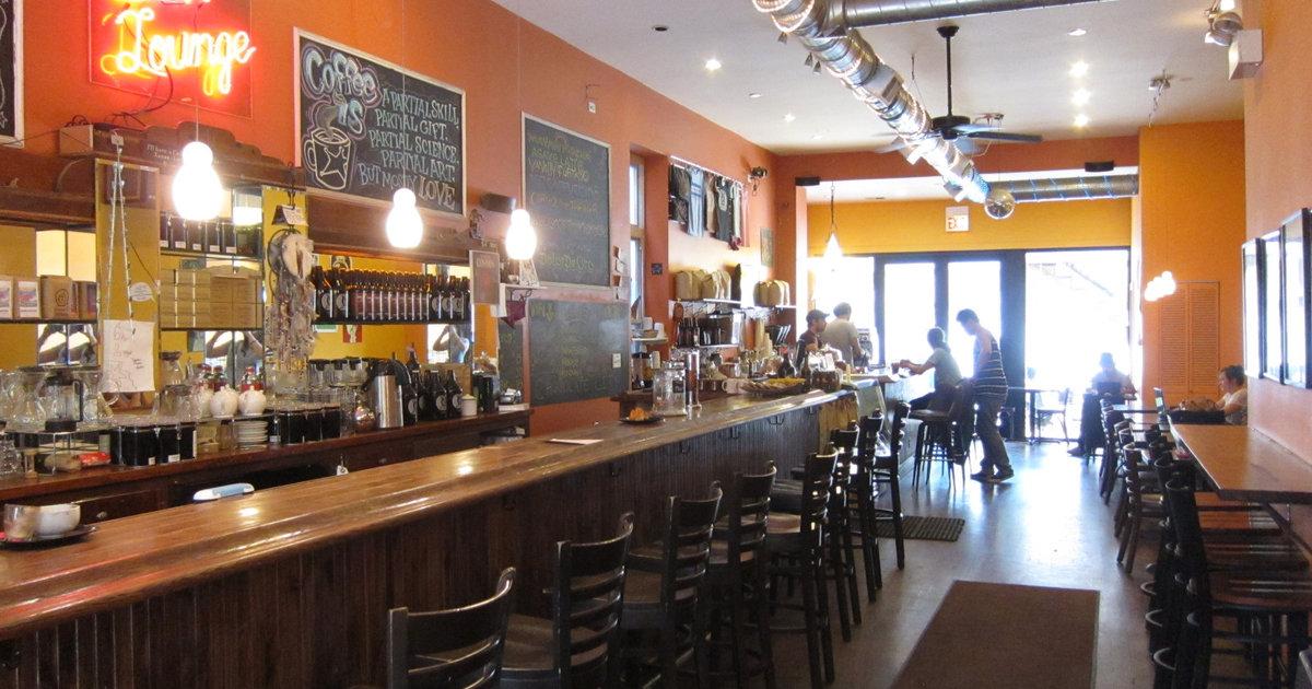 Star Lounge Coffee Bar A Chicago Il Bar