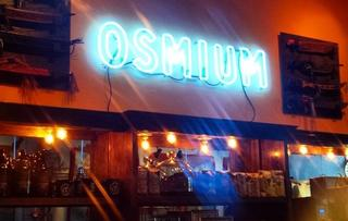 Osmium Coffee Bar