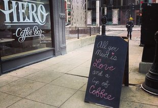 Hero Coffee Bar