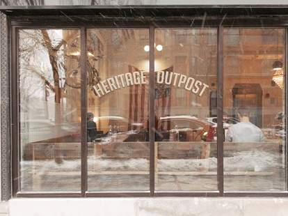 Heritage Outpost in Chicago