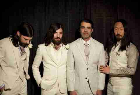 Avett Brothers press