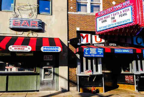 Best And Worst Bars On Beale Street Thrillist