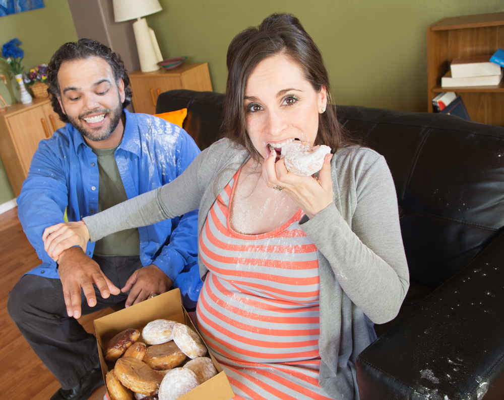 Why Do Pregnant Women Have Weird Cravings?