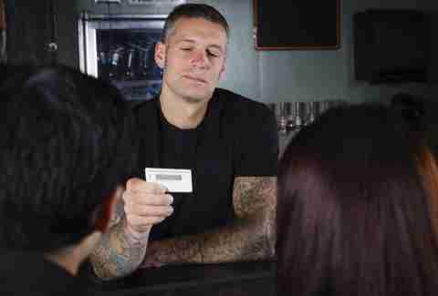 Bartenders bartering adult dating