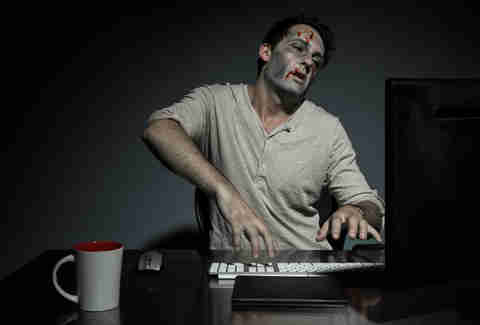 Why Work Is Bad For Your Health Thrillist