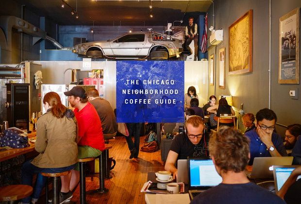 The Best Coffee Shop in 27 Chicago Neighborhoods