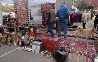 Brooklyn Flea - Fort Greene