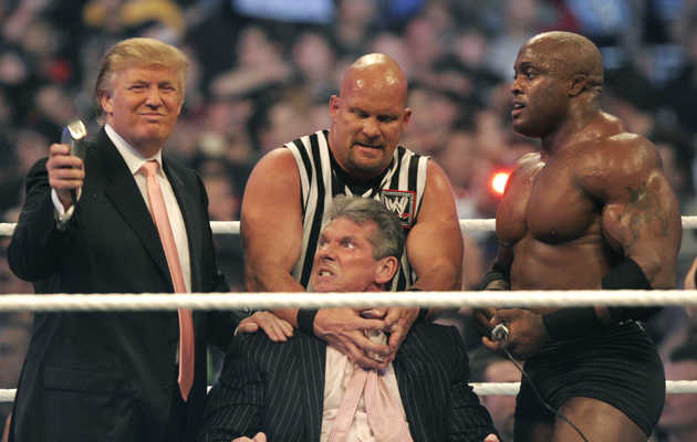 We Can Prove Donald Trump Is a Democrat... via WWE Wrestling