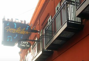 Jerry Lee Lewis Cafe & Honky Tonk