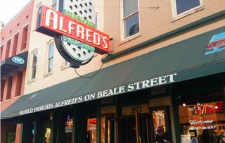Alfred's on Beale