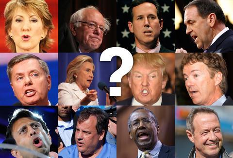 sroking crack 2012 presidential candidates