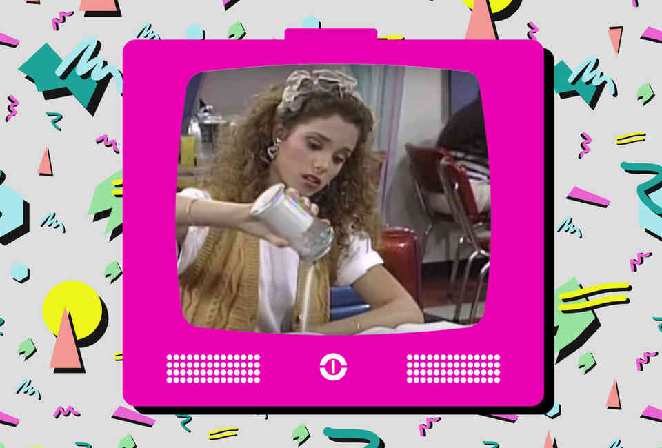 Saved by the Bell I'm So Excited Episode: Jessie Takes