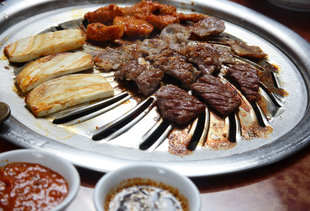 Koryo Kalbi Korean BBQ