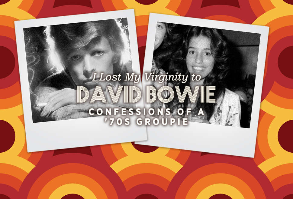 I Lost My Virginity to David Bowie