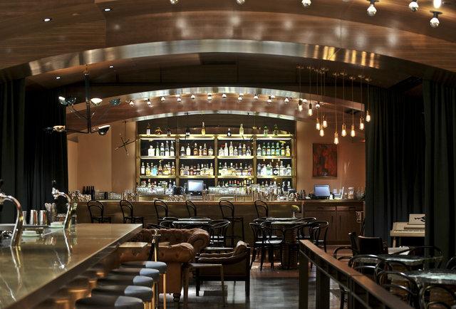 The Most Beautiful Bars In Dallas