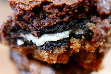 Slutty Brownies -- Thrillist Recipes