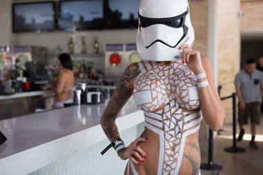 Tape stormtrooper