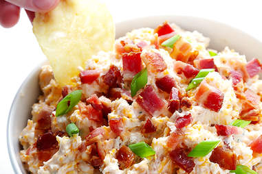 Bacon ranch party dip
