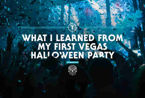 What I Learned From My First Vegas Halloween Party