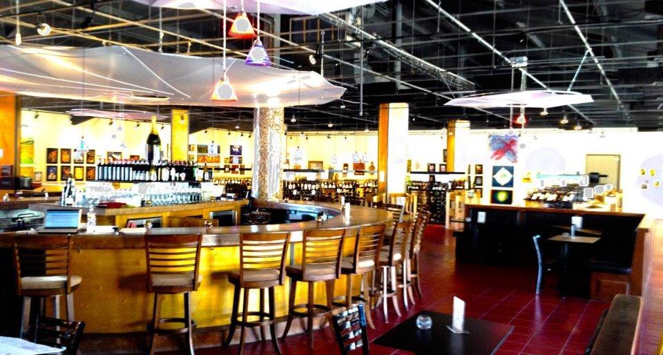 & Fifty Seven Degrees: A San Diego CA Bar.
