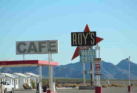 Cafe on Route 66