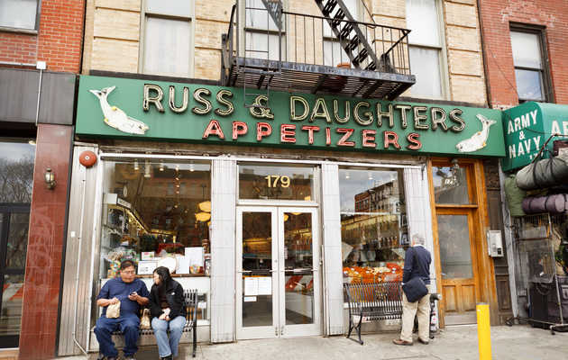 The Deli's Other Half: The Rise, Fall, and Revival of NYC's Appetizing Stores