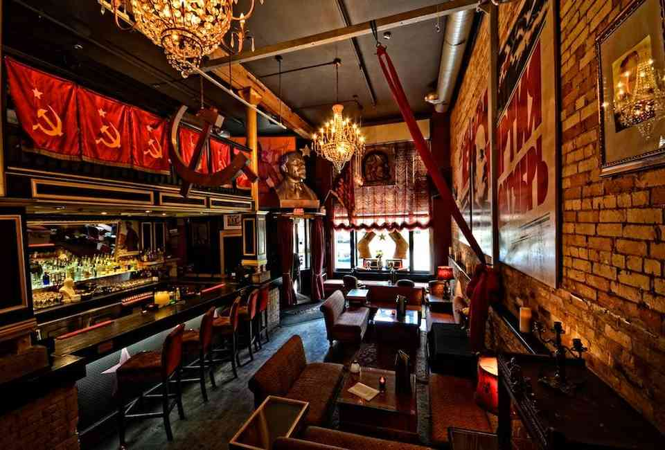 The 9 Most Beautiful Bars in Toronto - Thrillist
