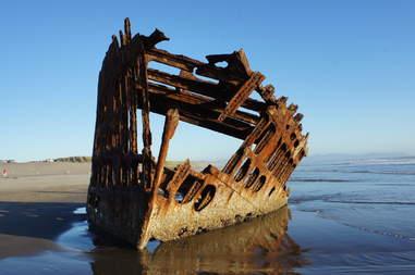 pete iredale shipwreck