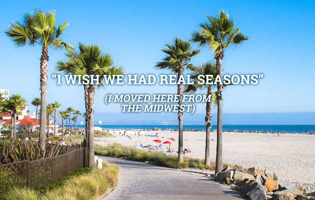 Things People in San Diego Say, and What They Actually Mean