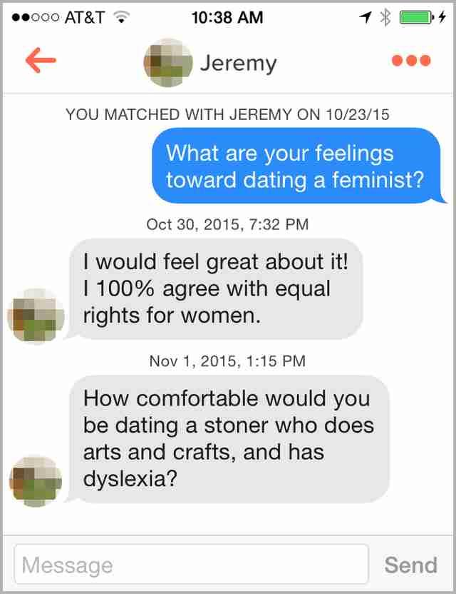 OkCupid and PUA don't mix ...