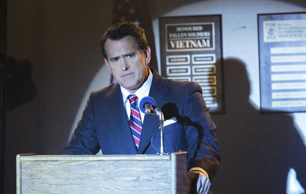 Bruce Campbell Has Five Nice Things to Say About Ronald Reagan