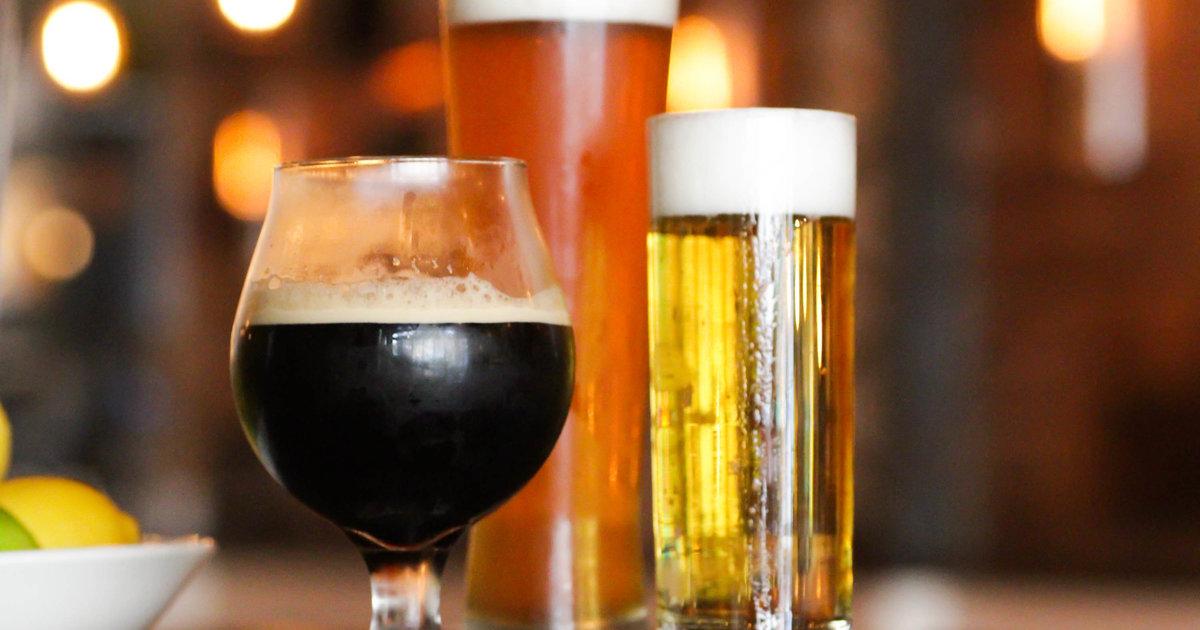 the reasons we drink beer