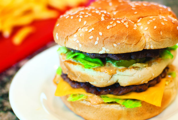 How to Make a Big Mac at Home