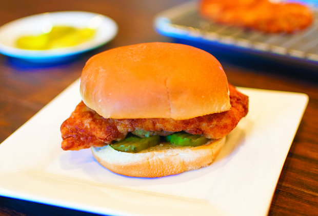 How to Make a Chick-fil-A Sandwich at Home
