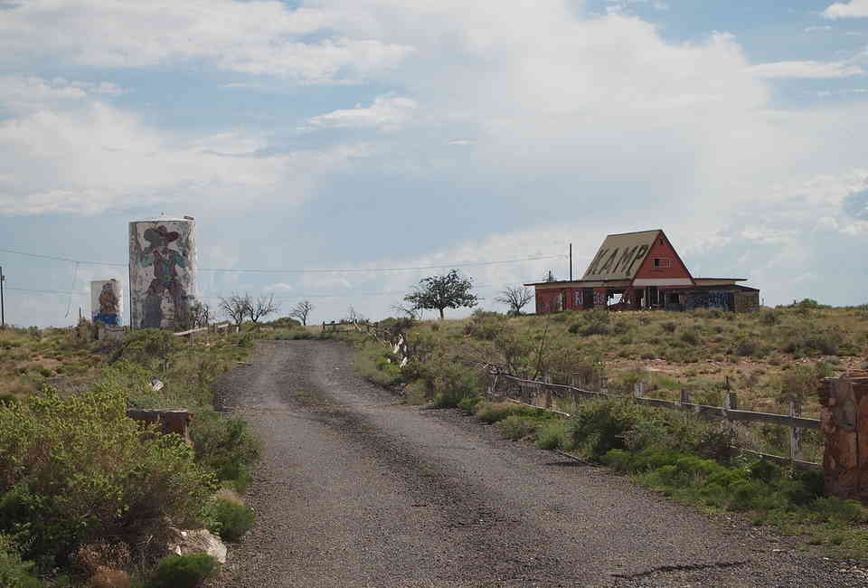 The 10 Most Insane Abandoned Places in Arizona - Thrillist