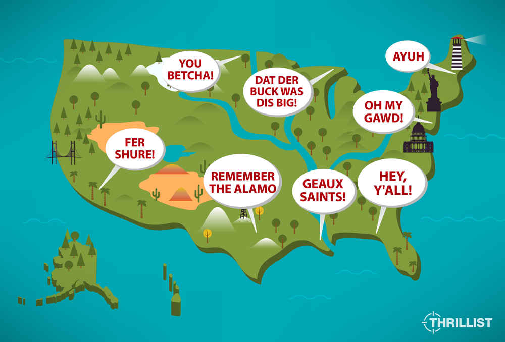 American Accents Ranked Thrillist