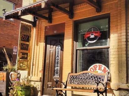 alley cat cafe in detroit