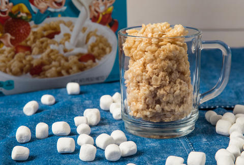 The single serve microwavable rice krispies treat recipe thrillist cole saladinothrillist more from original recipes ccuart Image collections