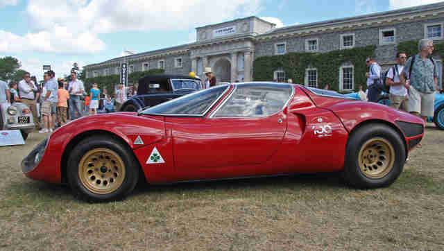 Alfa romeo tipo 33 stradale replica for sale 8