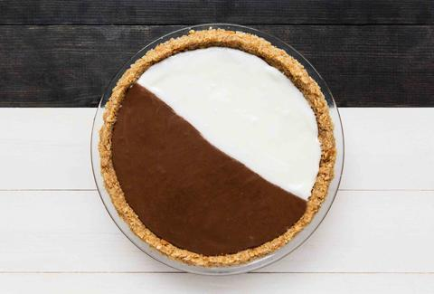 Black and White Cookie Pie -- Thrillist Recipes