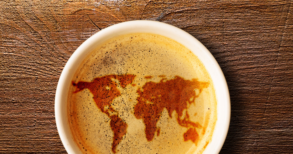 Coffee Habits From Around the World