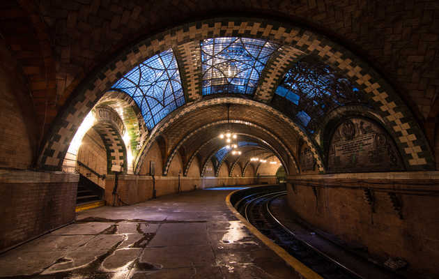 NYC's Most Insane Abandoned Subway Stations